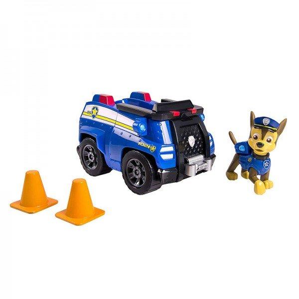 فیگور سگ نگهبان Chase با ماشین مدل 64023