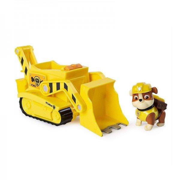 فیگور سگ نگهبان Rubble با ماشین پاوپاترول مدل 89115