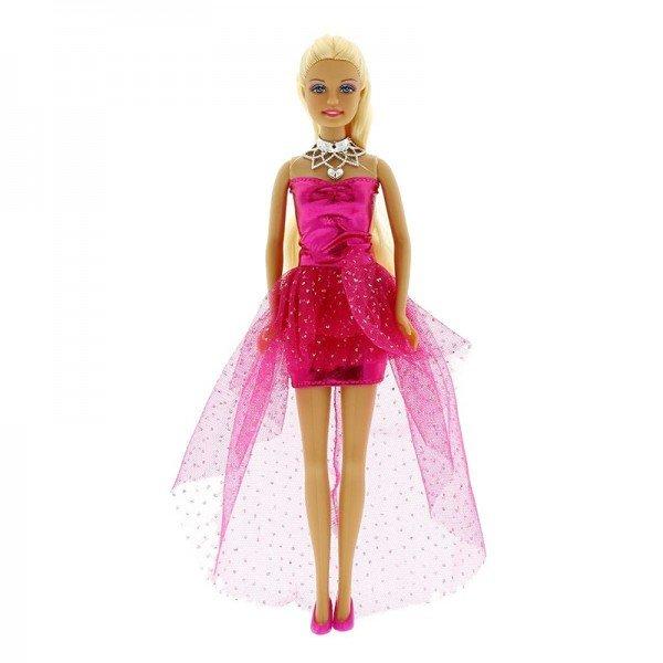 عروسک دخترانه دفا با لوازم مدل 8354
