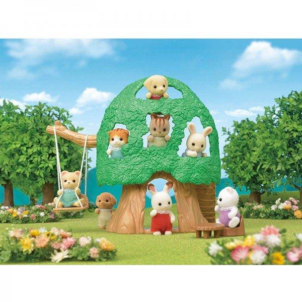 خانه درختی کودک سیلوانیان 5318 sylvanian families