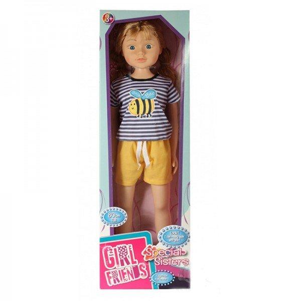 عروسک بزرگ قدم زن با لباس طرح زنبور مدل 15323