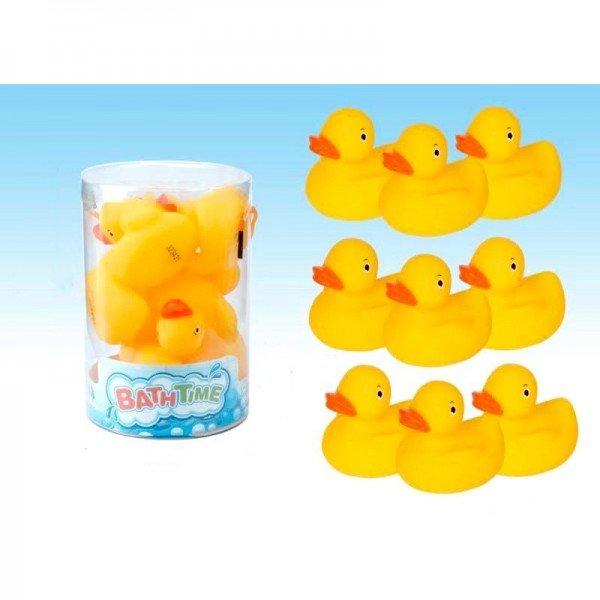 اسباب بازی حمام کودک پوپت وان اردک 9 عددی مدل CQS61011