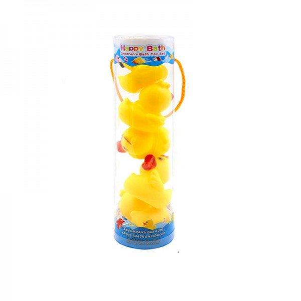 اسباب بازی حمام پوپت وان اردک 5 عددی مدل 2253