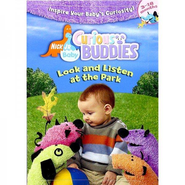 دی وی دی کودک Baby Curious Buddies
