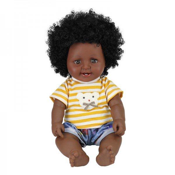 عروسک سیاه پوست پسر مدل 66752