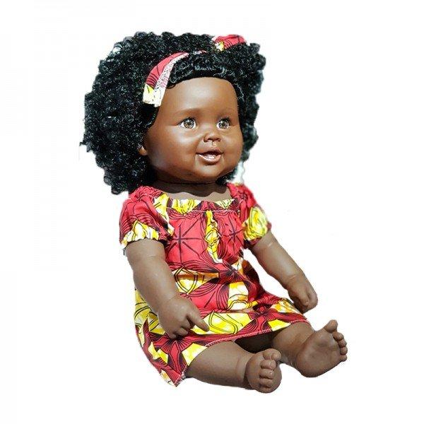 عروسک سیاه پوست دختر مدل 66751