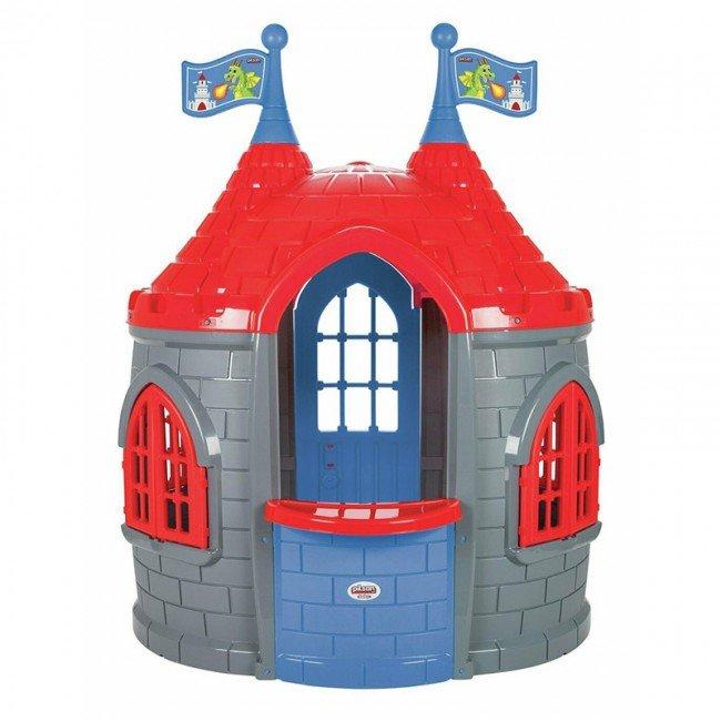 کلبه کودک بزرگ طرح قلعه 07963