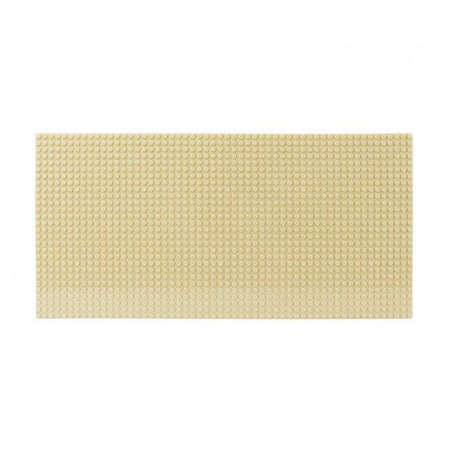 صفحه لگو کلاسیک کودک رنگ کرم  ابعاد45*22.5 مدل 8804