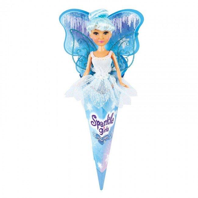 عروسک دخترانه اسپارکل مدل 240084