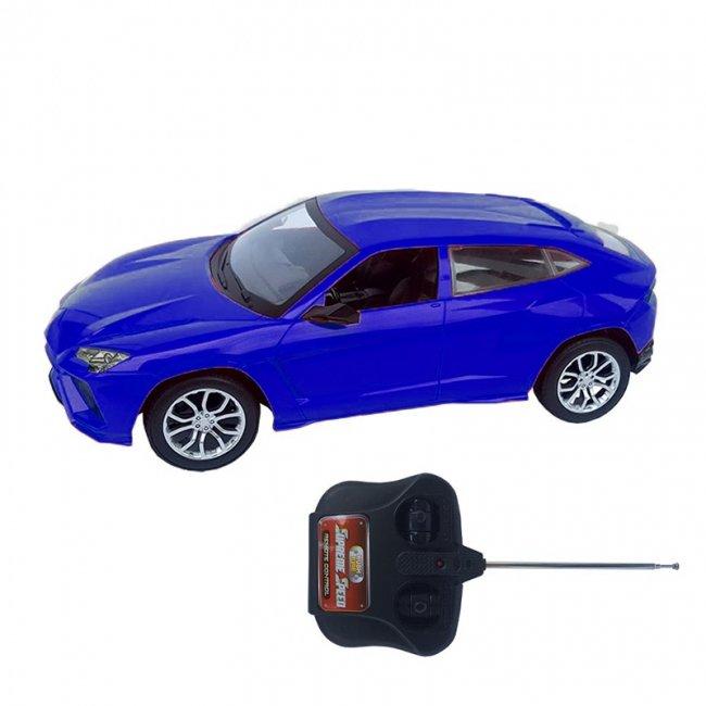 ماشین بازی کنترلی آبی مدل GR2027