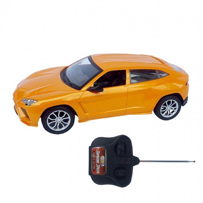 ماشین بازی کنترلی زرد مدل GR2027