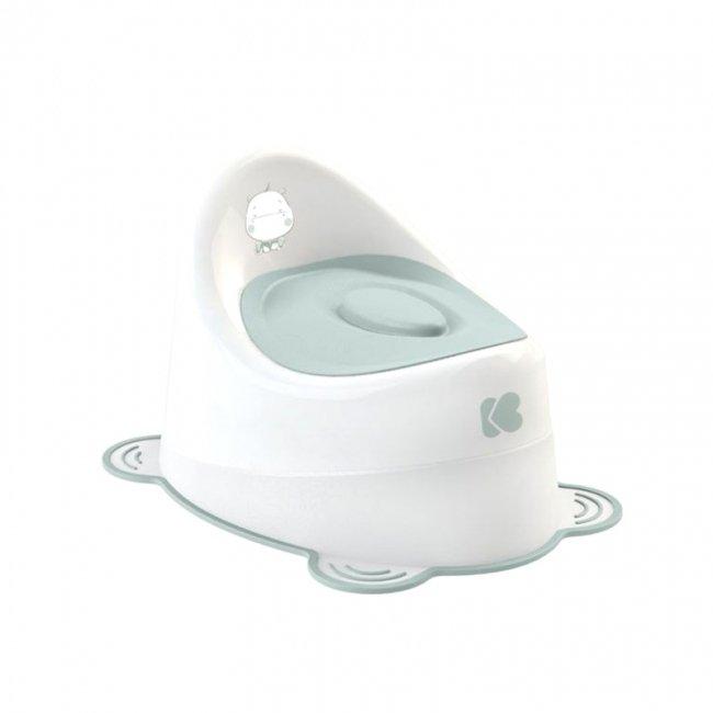 توالت فرنگی کودک با درب جدا شونده سبز Kikka Boo مدل 318364