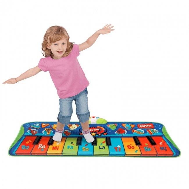 پیانو فرشی موزیکال کودک  winfun مدل 002507