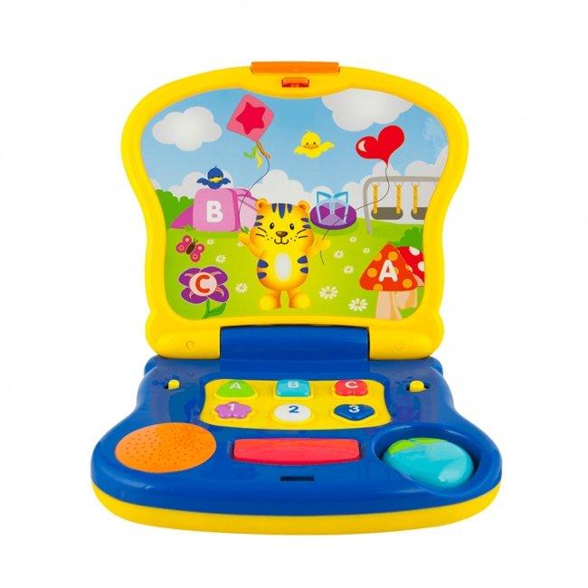 لپ تاپ آموزشی کودک طرح ببر Winfun مدل 008078