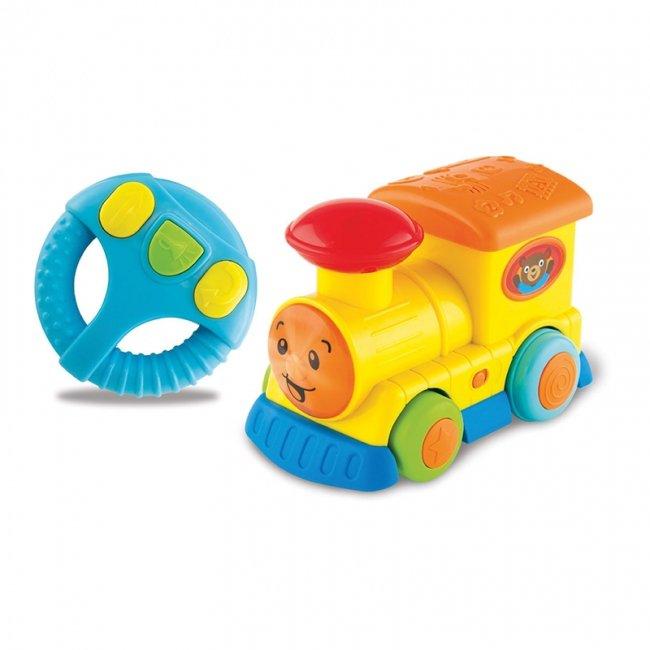 اسباب بازی قطار کنترلی موزیکال winfun مدل 001156