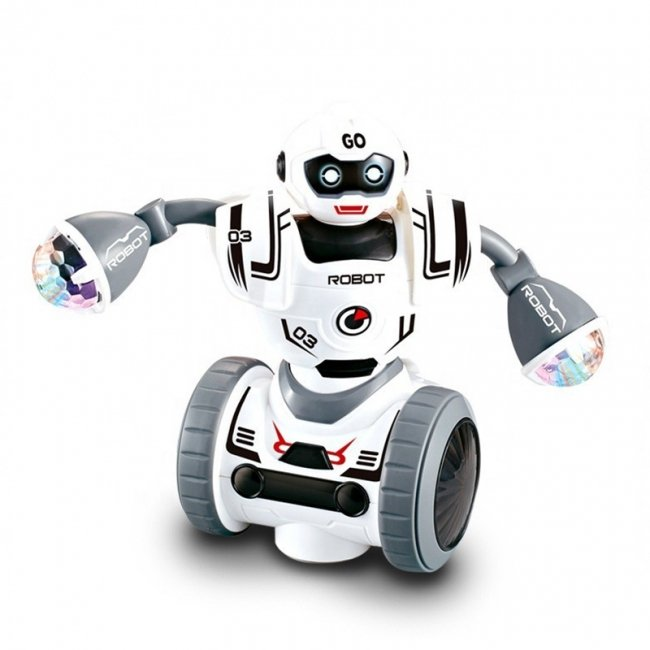 اسباب بازی ربات رقصنده موزیکال مدل 66783