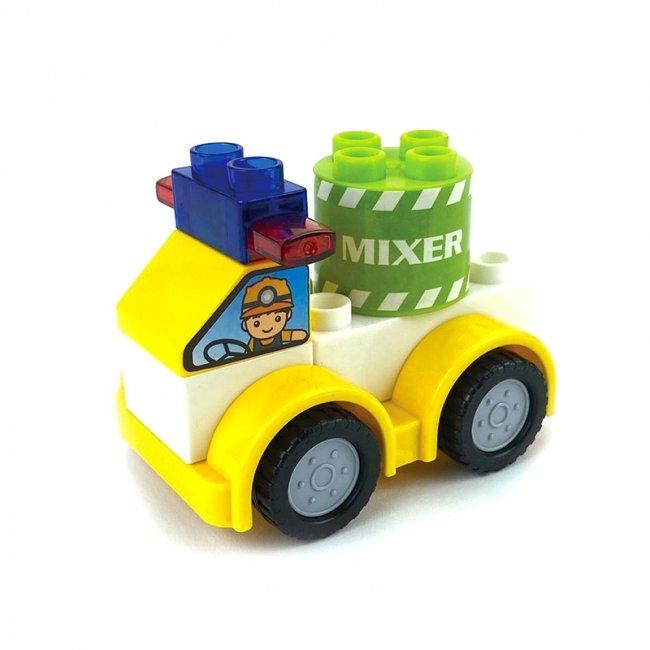 لگو ماشین کودک طرح میکسر سیمان مدل 222H141