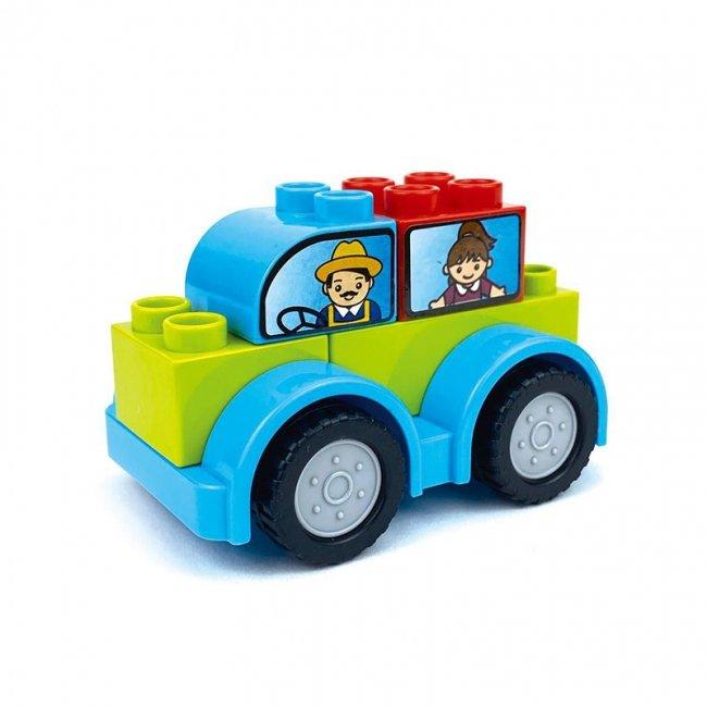 لگو ماشین کودک طرح کشاورزی مدل 222H146