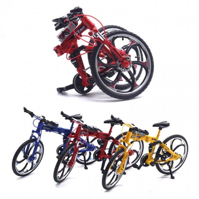 اسباب بازی دوچرخه فلزی تاشو مدل 8183A