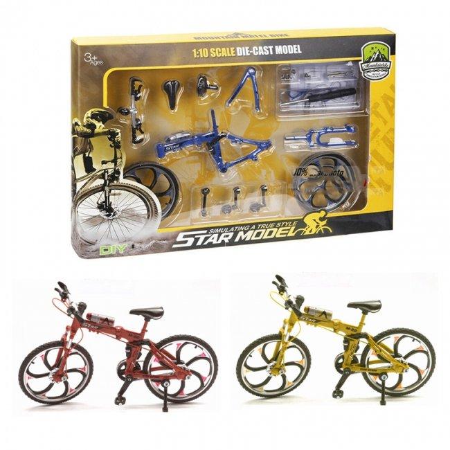 کیت آموزشی ساخت دوچرخه فلزی تاشو با ابزار مدل 8183C