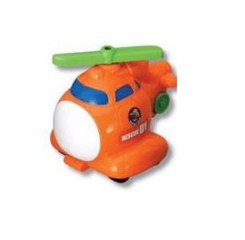 هواپیمای کودک ضد ضربه مدل نارنجی بالگردی