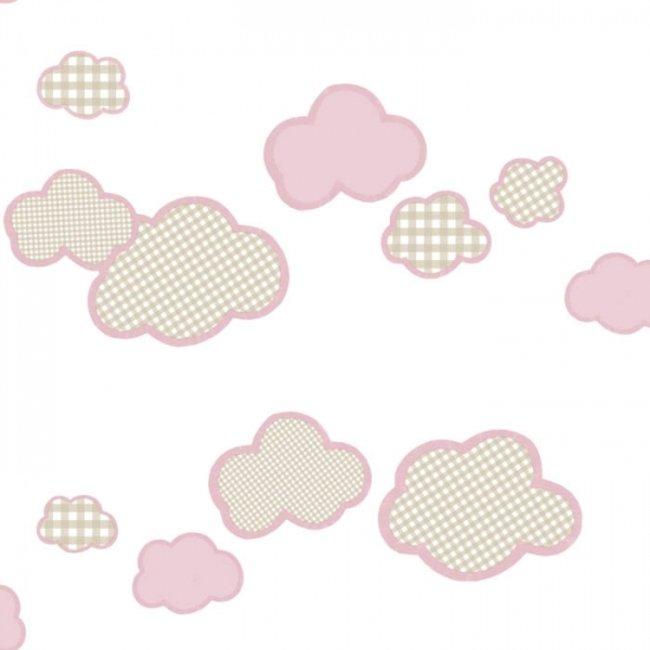 کاغذ دیواری بیمبی  طرح ابر1304