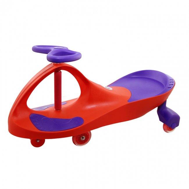 سه چرخه لوپ کار قرمز بنفش مدل پلاسماکار