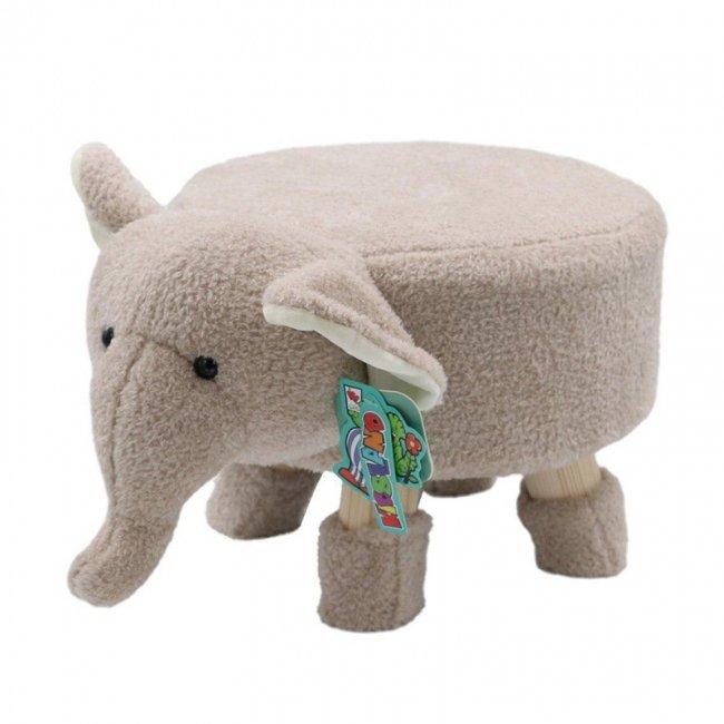 صندلی کودک طرح فیل Dourman مدل JW323