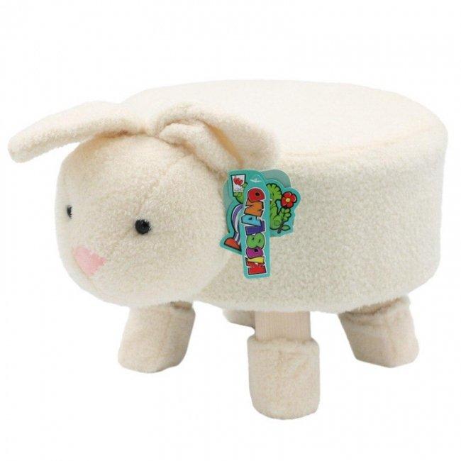 صندلی کودک طرح  خرگوش کرم Dourman مدل JW321