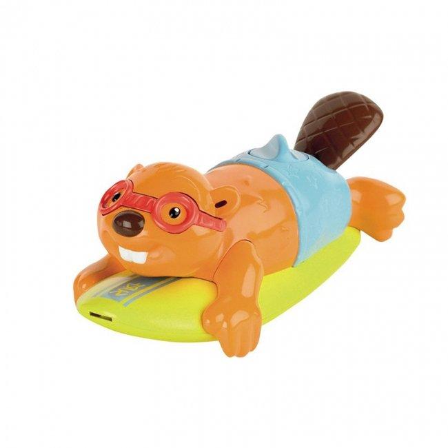 اسباب بازی حمام موزیکال سگ آبی شناور  Tomy مدل 72032