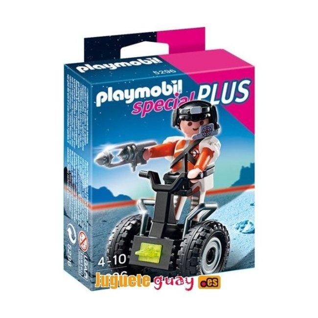 دوچرخه فضانوردی پلی موبيل مدل top agent with balance racer 5296