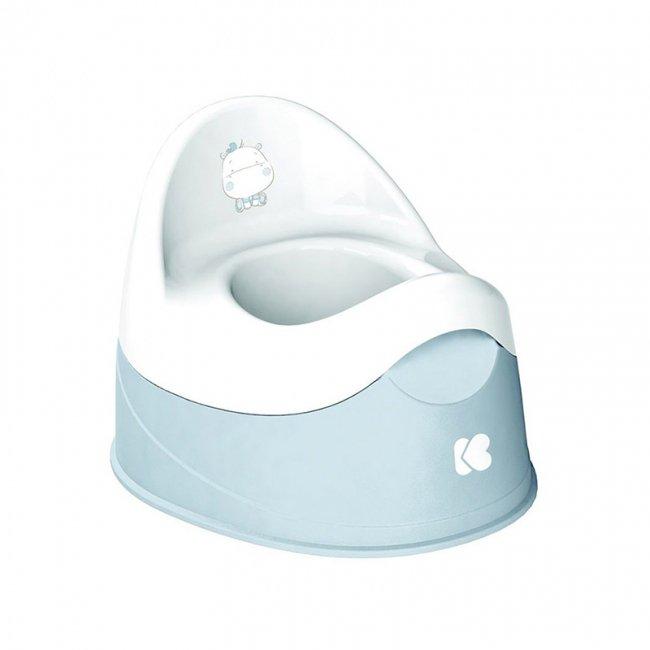 توالت فرنگی کودک (قصری) رنگ آبی Kikka Boo مدل 31401010013