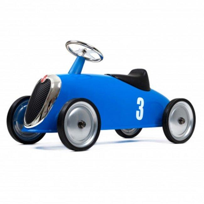 ماشین پایی فلزی کودک Baghera مدل 844