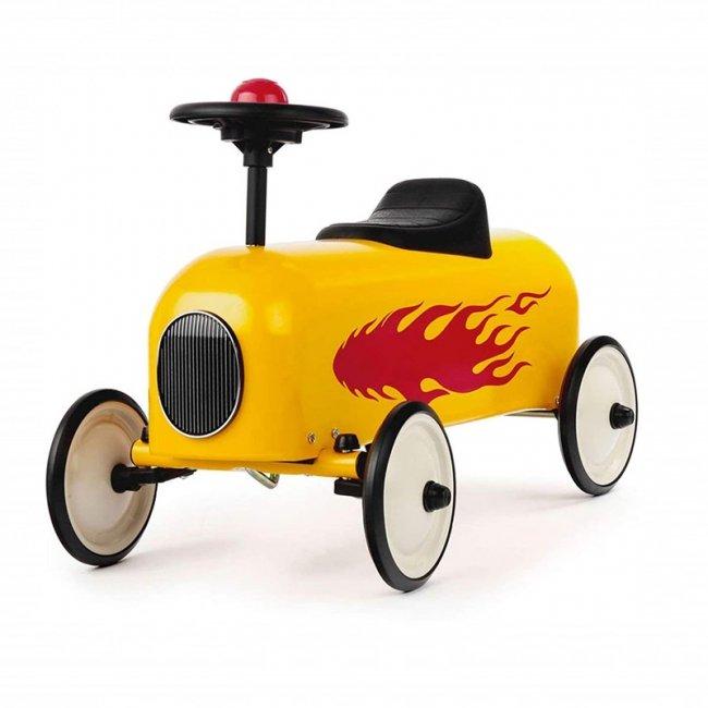 ماشین پایی فلزی کودک Baghera مدل 806