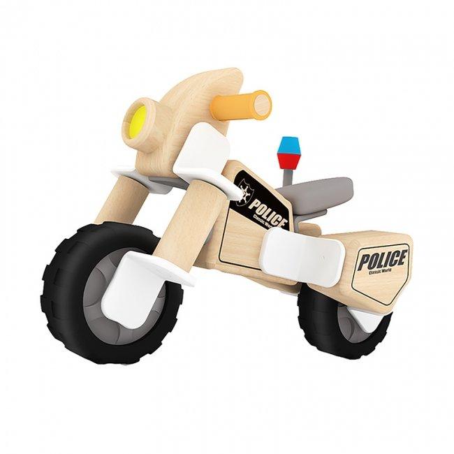 موتور اسباب بازی چوبی پلیس Classic World مدل 3801