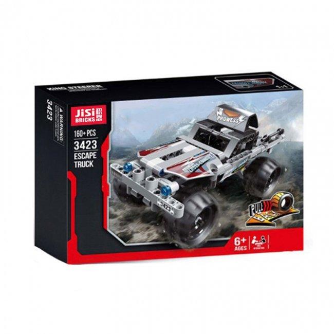 لگو ماشین مسابقه مدل 3423