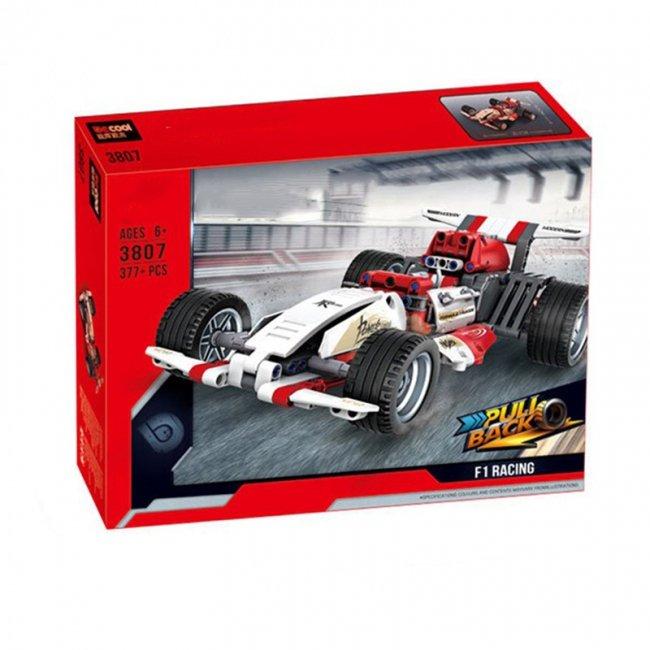 لگو ماشین مسابقه فرمول 1 مدل 3807