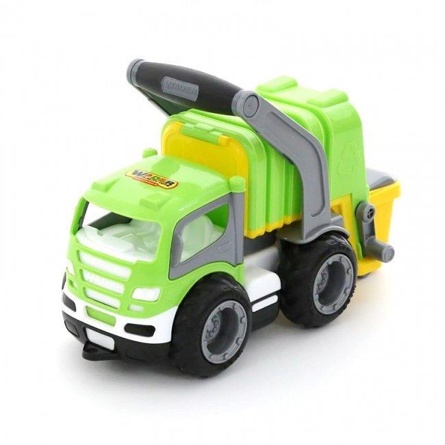 کامیون حمل زباله polesie مدل 37459