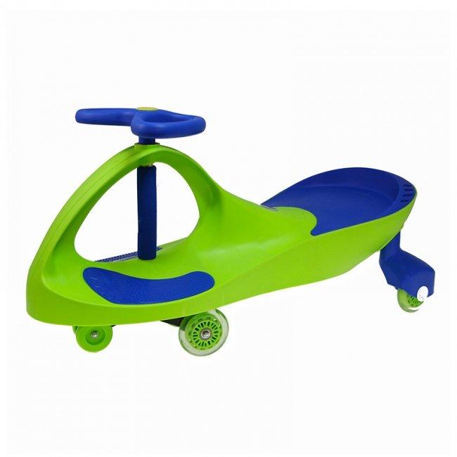 سه چرخه لوپ کار چرخ ژله ای سبز آبی PSA1182