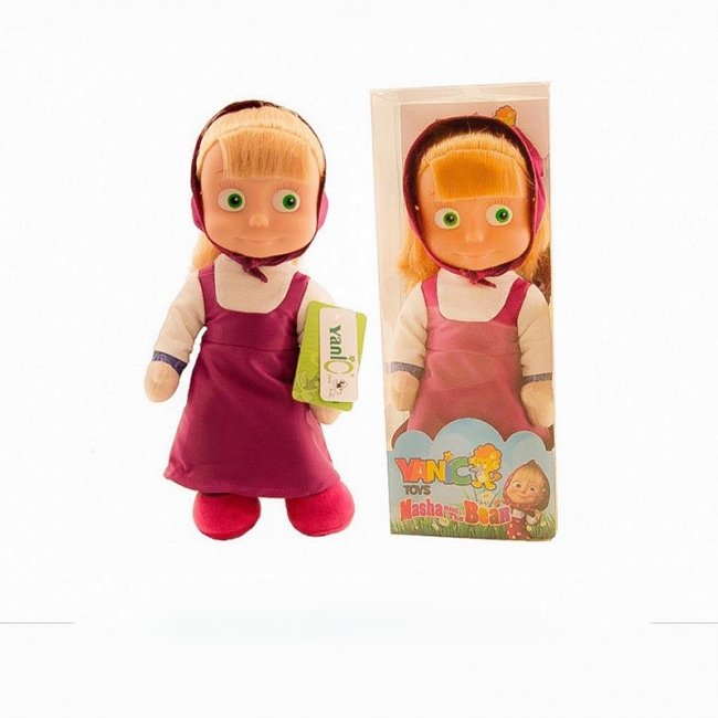 عروسک ماشا مدل 100166