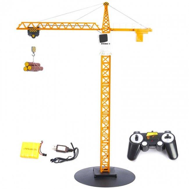 اسباب بازی جرثقیل کنترلی برجی  کد 563003