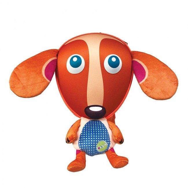 کوله پشتی کودک طرح سگ کد 3001522