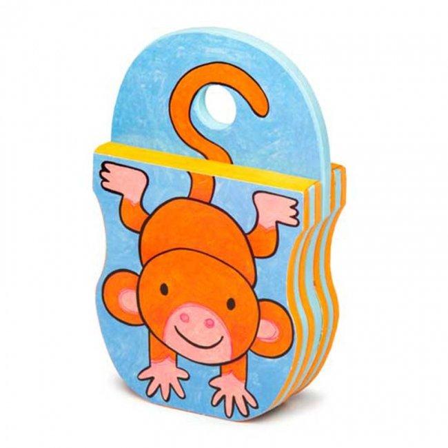 کتاب فومی یه میمون بازیگوش