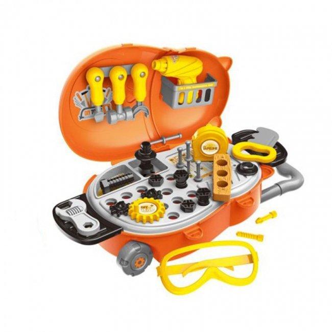 اسباب بازی جعبه ابزار کودک مدل 1874