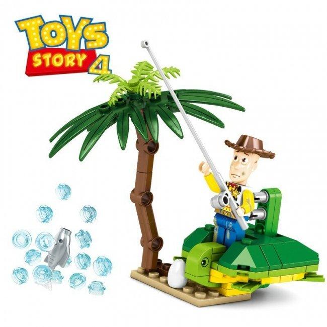 لگو توی استوری4 Toy Story مدل وودی کد SY1450E