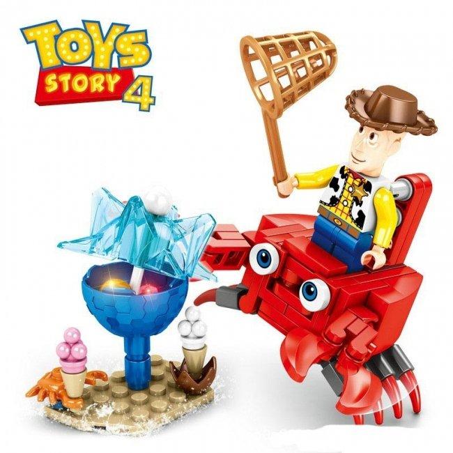 لگو توی استوری4 Toy Story مدل وودی کد SY1450A