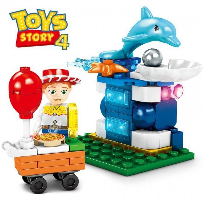 لگو توی استوری4 Toy Story مدل جسی کد SY1450C