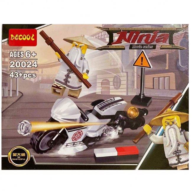 لگو نینجاگو 43 تکه کد 20024