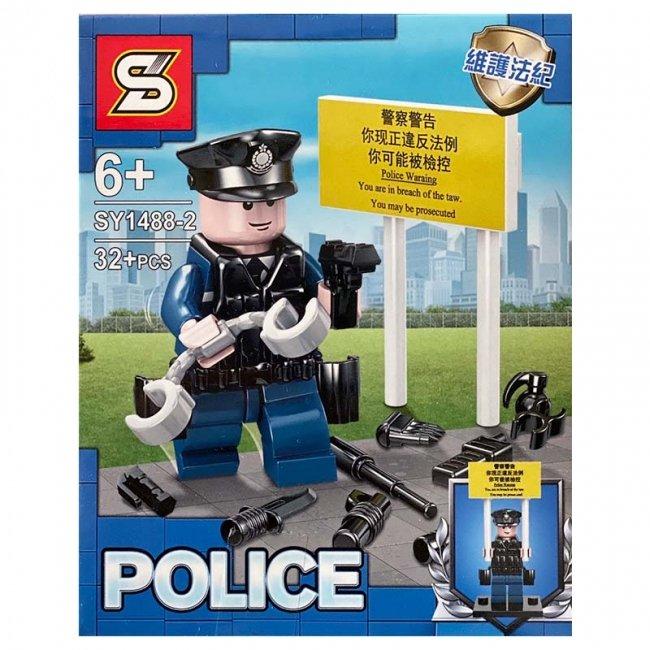 لگو پلیس 32 قطعه کد 14882