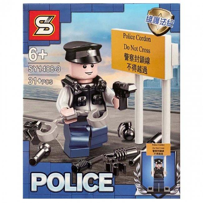 لگو پلیس 31 قطعه کد 14883